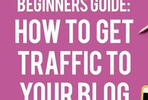 Driving Blog Traffic / Search engine optimization, SEO, using social media to drive traffic to your blog. Tips and tricks to get more blog traffic. Personal experience, courses and e-books welcome!