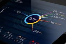 Sweet Graphic User Interface (GUI & UI) / Graphic and design interface / by Mike N-Dew