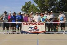 Pickleball Paso Robles / We are playing in Paso Robles, CA at Centennial Park. http://pickleballpasorobles.shutterfly.com / by Paso Robles Pickleball Club