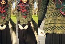 Hijab / jilbab, khimar, hijab.