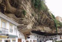 Setenil de las Bodegas / Setenil de las Bodegas, in Spagna