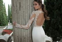 Wedding dresses / Some ideas for a Romantic-style wedding dress!