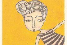 Ilustraciones bonitas / Ilustraiones