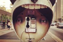 Modern and Street Art