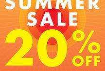 GUS MODERN SUMMER SALE / SUMMER SALE