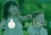 AquaBall #ZeroSugarSummer / Here's some fun things to do this summer to get your kids active! Remember to hydrate before, during and after play with AquaBall's zero sugar, naturally flavored water drink for kids!