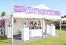 EVENTS   ANNIE HAAK / ANNIE HAAK out and about on the road