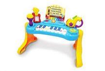 Zabawki edukacyjne / Zadbaj o rozwój swojego dziecka