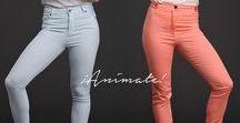 Pantalones, Calzas y Shorts Pri/Ver 16/17 / Nuevos modelos, telas livianas y las últimas tendencias internacionales. La más amplia gama de colores y la mejor calidad.
