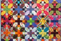 Plus X quilts / Japanese  plus x quilt block