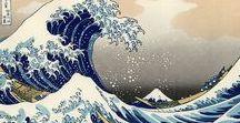 Estampes japonaise - Traditional Japanese Prints / Classical and traditional japaneese prints