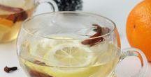 Getränke, heiss und kalt