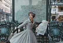 Vintage dresses (Retro)