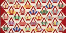 Vintage Quilts / Beautiful vintage and vintage style quilts