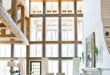 Spaces / Beautiful architecture, amazing spaces, and rooms I'd love to live in.