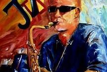 Jazzed-Up Jazz / by Kay Carlson