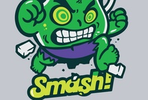 Stigma Smash / Pin all things related to smashing social stigma associated with mental illness. / by Aaron
