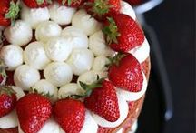 Desserts / Yummy and delicious desserts that are easy and simple to make. Something for every sweet tooth: chocolates, fruits, cakes, pies, fudge, and more!