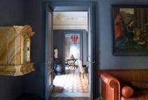 interiors / by Sally Bridge
