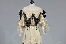 Late Victorian and Edwardian Fashion / Featuring Edwardian Era Styles / by Karen Scott