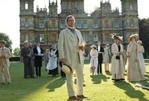 Drop in on Downton / All About Downton Abbey and its Stars / by Karen Scott