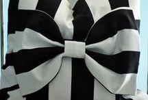 inspiration rayures noir et blanc - Burton