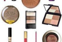 Frugal Beauty Ideas / Frugal makeup and beauty tips and tricks so that you can look great on a budget. Easy hair, natural makeup looks, and makeup dupes to help stretch your beauty budget.