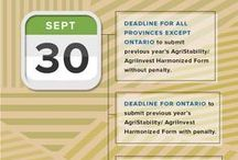 Canada Farm Tax Tips