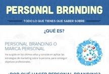 Marca personal / Infografías e información sobre el personal branding o marca personal