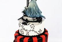 gateaux anniversaire - gateaux mariage - Cakes