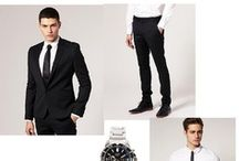 Dress for Success - Men / by Career Services