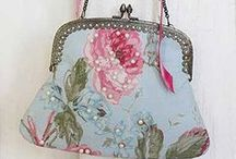 Beautiful Bags and Accessories / That Something Extra for the Well-Dressed Woman; Vintage and Vintage-Inspired Styles / by Karen Scott