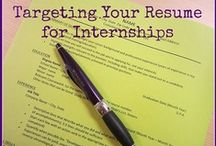 Internship / by Career Center