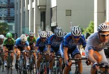 Tour of Alberta 2013 / Loved volunteering for this event!! Lot's of excitement!! :D