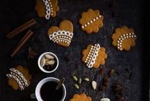 For the Holidays / Inspirations for decorating, entertaining, gift giving, and cookie baking.