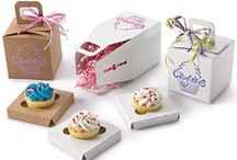 Bakery Packaging / Trendy pastry and cupcake box options that are perfect for packaging and displaying sweet treats!