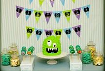 kids birthday decor / by ***EVERYTHING DIY***