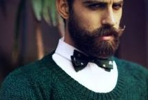 STYLE MAN* / Mens fashion and style - fashion, hair, beards and good looking beasts!