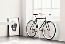 I LIKE TO RIDE MY BICYCLE* / We love bikes :)
