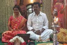 Sarath Kumar B'day Celebrations (July 14th 2014)