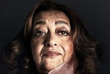 Zaha Hadid / Architect