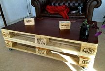My own DIY home furnitures / I made all that by myself