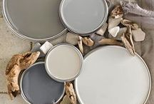 shabby chic gris