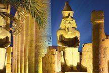 Luxor - Edfu - Kom Ombo - Assuan 2005