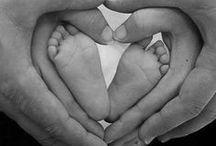 inspiration photo de naissance - première séance