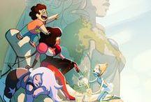 Steven Universe / Pearl.