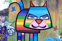 The Best of Street Art / Best Of Street Art Collection all of The world