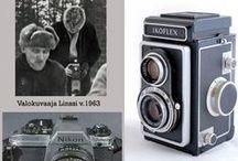 Kameroita onko noita / Kamera. Camera. From Camera Obscura to...