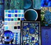 Ambiance bleu - indigo - roi - marine