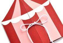 inspiration fête sur le thème du cirque - Circus